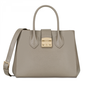 Hand and shoulder bag Furla METROPOLIS 920437 SABBIA b