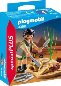 PLAYMOBIL SCAVO ARCHEOLOGICO 9359
