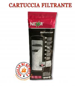 Newa Cartuccia filtrante con carbone attivo per Mirabello 30 Mechanichem compatibile con Mirafilter 70 e 100