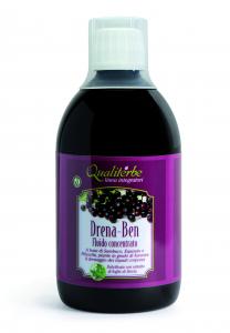 DRENA-BEN (VeganOk) Drenante analcolico in  Fluido concentrato 500 ml
