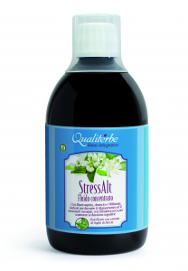 STRESS- ALT  (VeganOk) antistress e antiossidante analcolico in Fluido concentrato 500 ml