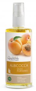 Olio di Albicocca purissimo 100 ml (Vegan Ok)