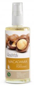 Olio di Macadamia purissimo 100 ml (Vegan Ok)