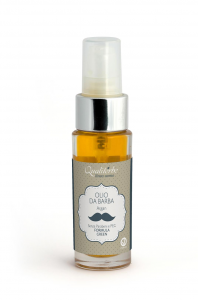 Olio da Barba 15 ml Formula Green (Vegan Ok)