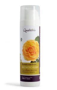 Bagnoschiuma addolcente e rilassante al Goji e alla Rosa Centifolia