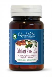 Difefort Plus 45 capsule (Immunostimolante-Nuova confezione) Vegan Ok