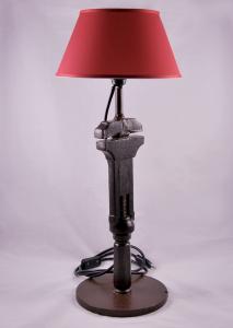 Lampada vintage English Key