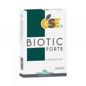 GSE BIOTIC FORTE 24 cpr Prodeco Pharma