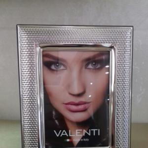 Cornice in argento portafoto portaritratto vendita on line | BRUNI GIOIELLERIA