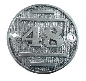 Pointcover 48 aluminum casting