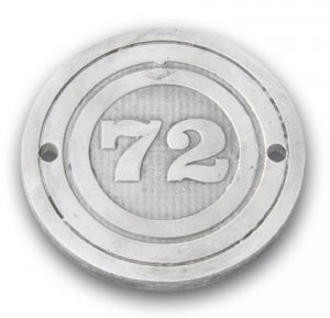 Pointcover 72 aluminum casting
