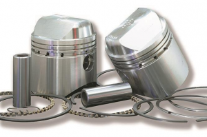 FORGED PISTON KIT 10:1 BUELL94UP+010