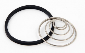 Arlen Ness Repl Spring & Oil Ring Set
