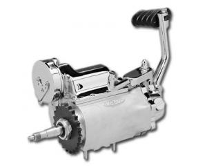 4-Speed Kicker Transmission, 2.60 Ratio
