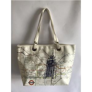 Borsa shopper Linea Donna Turistica e Map / Metro Merinda