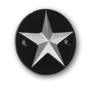 Points Cover Nautical Black & Polished