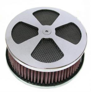4 Splade Air Cleaner Kit, Chrome