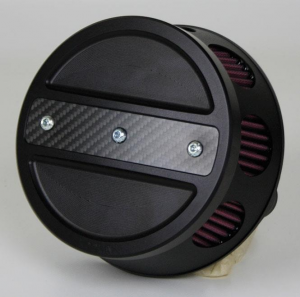 Air Cleaner Carbon Line, Black Anodized