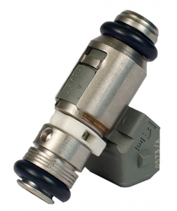 Fuel injector 4.3 g/s, stock to mild performance, under 90 hp, EV-1 Minitimer square type connector IWP 162