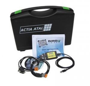 Diag4Bike Serial Diagnostic System