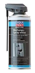 Liqui Moly 7387 Lubrificante Spray bianco per la manutenzione