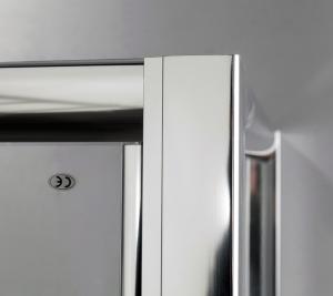 BOX DOCCIA NICCHIA SCORREVOLE 140X185H NOLAN 6mm-2