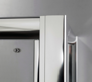 BOX DOCCIA NICCHIA SCORREVOLE 170X185H NOLAN 6mm EXTRA LARGE