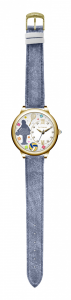 OROLOGIO CAROSE WORKERS - BLU JEANS