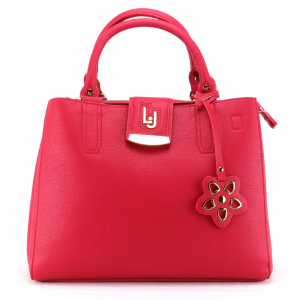 Hand and shoulder bag Liu Jo PHOENIX N18017 E0040 CHERRY