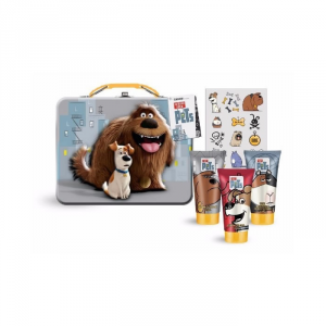 Cartoon The Secret Life Of Pets Shower Gel 50ml For Women Set 3 Parti 2018