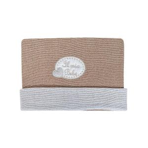 Coperta culla maglia di cotone Coll. Cheesecake Picci
