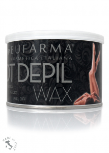 EUFARMA- Hot Depil Wax CERA BRASILIANA