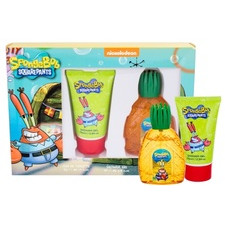SPONGEBOB- CONFEZIONE PROFUMO 50ML+ SHOWERGEL MR CRUB