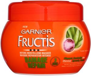 GARNIER Fructis Damage Repair maschera rinforzante per capelli molto danneggiati