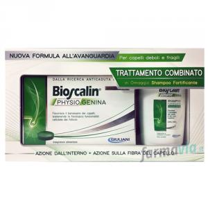 Bioscalin Physiogenina 30 compresee + Shampoo Rivitalizzante € 24,90