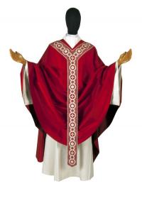 Casula CPD506 Pietre Dure Rossa