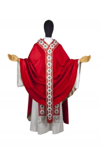 Casula CPD506A Pietre Dure Rossa