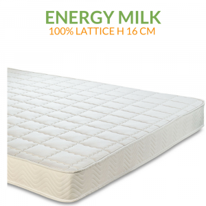 Materasso Singolo Lattice Prezzi.Materasso In Lattice E Cocco Con Tessuto Antiacaro H23 Cocco Latex