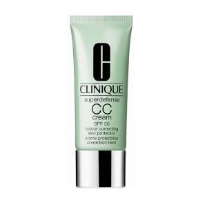 Clinique Superdefense Cc Cream Color Correcting Skin Protector Light Medium Deep 40ml