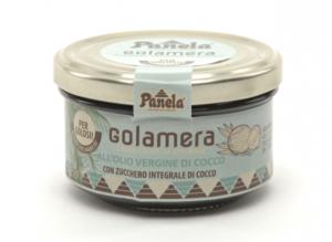 Crema spalmabile Golamera all'olio di cocco 200g