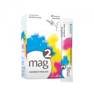 Mag 2 Stickpack Magnesio Soluzione Orale € 12,90