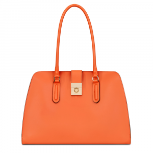 Hand and shoulder bag Furla MILANO 942109 MANGO d