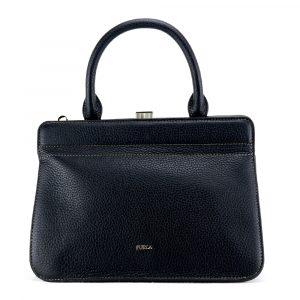 Hand and shoulder bag Furla MIRAGE 942156 ONYX