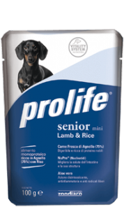 PROLIFE SENIOR MINI LAMB & RICE