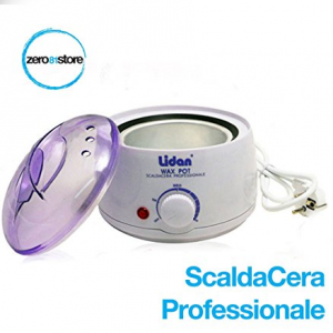 LIDAN WAX POT SCALDACERA PROFESSIONALE