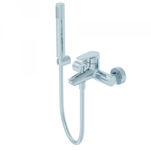 Miscelatore monocomando esterno per vasca serie Tip Ritmonio