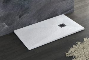 Piatto doccia 70 x 120 in marmoresina  con diverse varianti di colore