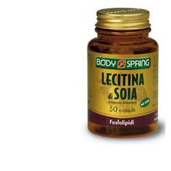 BODY SPRING LECITINA DI SOIA 100 CAPSULE