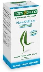 BODY SPRING NATURSNELLA LYMPHA DREN 12 BUSTINE DA 10 ML