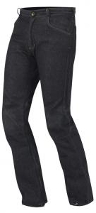 Jeans Alpinestars Axiom con inserti in Kevlar colore nero